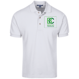 K420 Port Authority Cotton Pique Knit Polo - 88apparelcompany