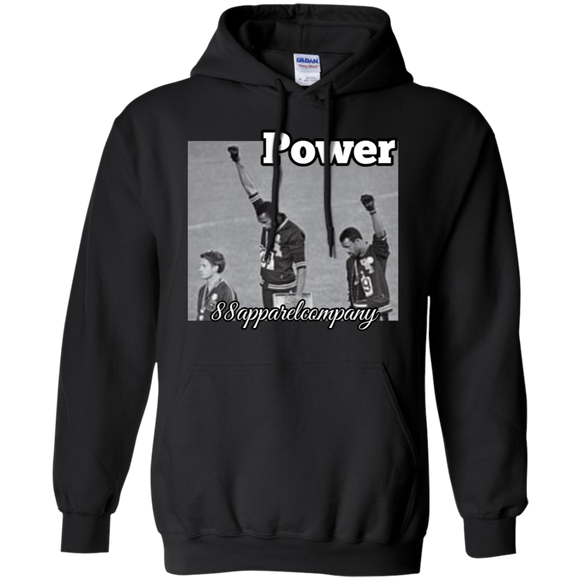 Power Pullover Hoodie 8 oz. - 88apparelcompany