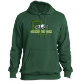 Gang Green Tall Pullover Hoodie - 88apparelcompany