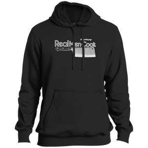 Real men cook Tall Pullover Hoodie