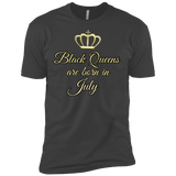 Queens are born in July Next Level Premium Short Sleeve T-Shirt - 88apparelcompany