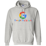 Google me Pullover Hoodie 8 oz. - 88apparelcompany