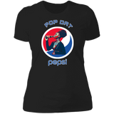 Pepsi Ladies' Boyfriend T-Shirt