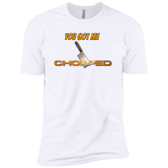 Chopped 2 Next Level Premium Short Sleeve T-Shirt