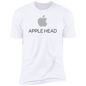Apple head Next Level Premium Short Sleeve T-Shirt