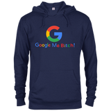 Google me French Terry Hoodie
