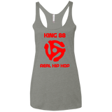 King 88 Next Level Ladies' Triblend Racerback Tank - 88apparelcompany