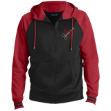Sterile University Sport-Wick® Full-Zip Hooded Jacket