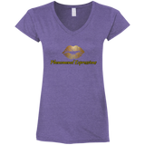 Phenomenal Expressions Ladies' Fitted Softstyle 4.5 oz V-Neck T-Shirt - 88apparelcompany