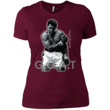 Goat Ladies' Boyfriend T-Shirt - 88apparelcompany