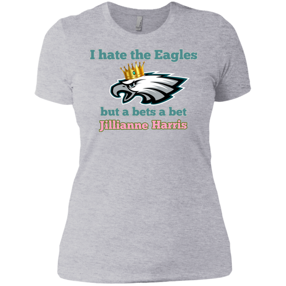 Eagle Hater Next Level Ladies' Boyfriend T-Shirt