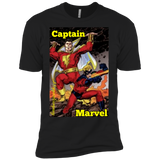 Captain Marvel Next Level Premium Short Sleeve T-Shirt