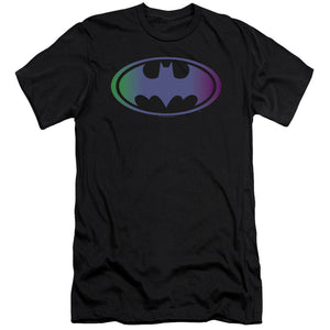 Batman - Gradient Bat Logo Premium Canvas Adult Slim Fit 30/1 - 88apparelcompany