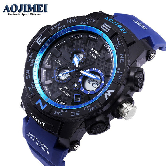 Original Luxury Brand Quartz Watch Men Digital G Style LED Clock Men's Shock Watch Military Sport Wrist watch relogio masculino - 88apparelcompany