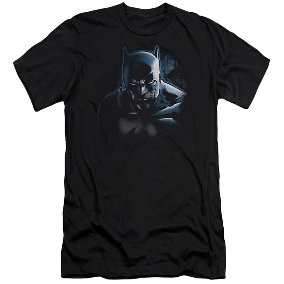 Batman - Don't Mess With The Bat Premium Canvas Adult Slim Fit 30/1 - 88apparelcompany