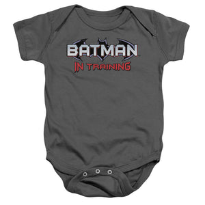 Batman - Batman In Training Infant Snapsuit - 88apparelcompany