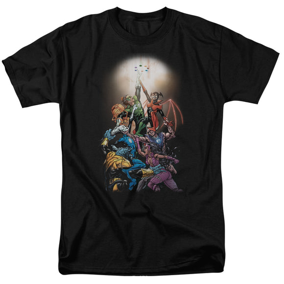 Green Lantern - Gl New Guardians #1 Short Sleeve Adult 18/1 - 88apparelcompany