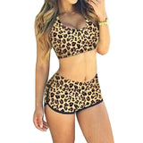 2018 New Style Bikini Swimsuit Female Summer Bathing Suit Two Pieces Bikini set Cute Emoji Printing Sexy Biquini Plus Size 4XL
