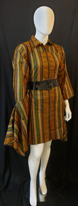 African Heritage Swing Dress