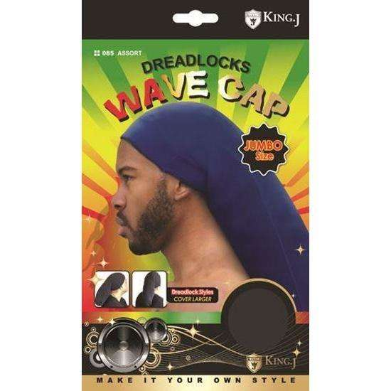 Qfitt DreadLocks Wave Cap Jumbo Size #085/#086