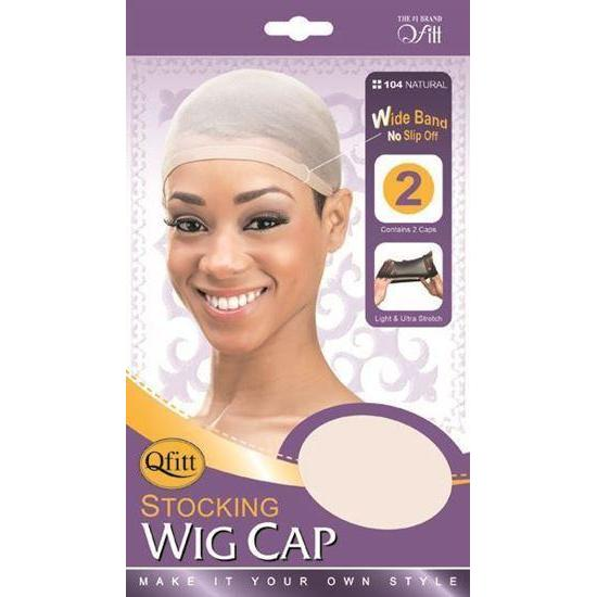 Qfitt Stocking Wig Cap #104- Beige
