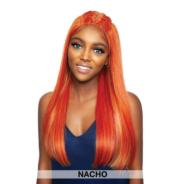 Mane Concept Red Carpet 3 Way Top Knot Braid Lace Wig - DOUBLE FRENCH KNOT 02 (RCTB303)