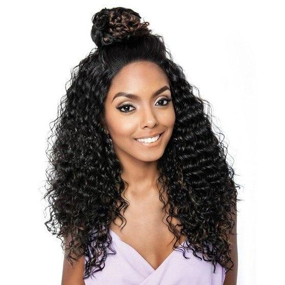 Mane Concept Brown Sugar Frontal 13x4 Lace Wig - BSF02