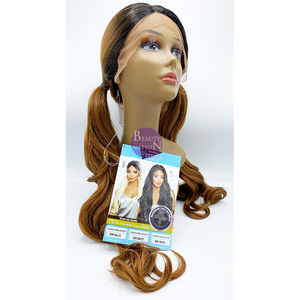 Mane Concept Brown Sugar Versatile Cross Lace Wig - LOOSE WAVE 28(BSX02)