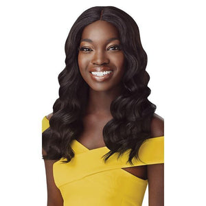Outre The Daily Wig™ Premium Synthetic Hand-Tied Lace Part Wig - Yvonne