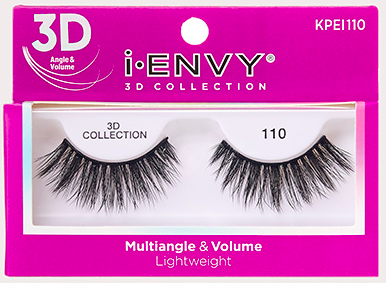 Kiss i•ENVY 3D Collection Eyelashes KPEI110