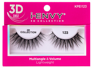 Kiss i•ENVY 3D Collection Eyelashes KPEI123