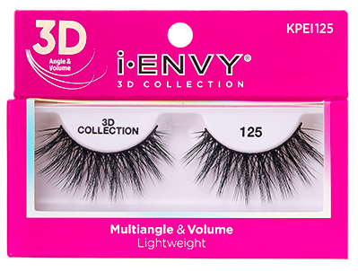 Kiss i•ENVY 3D Collection Eyelashes KPEI125