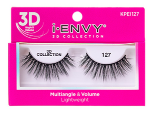 Kiss i•ENVY 3D Collection Eyelashes KPEI127
