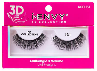 Kiss i•ENVY 3D Collection Eyelashes KPEI131