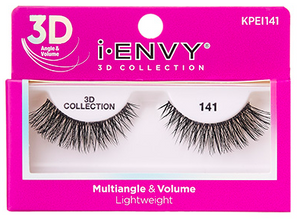 Kiss i•ENVY 3D Collection Eyelashes KPEI141