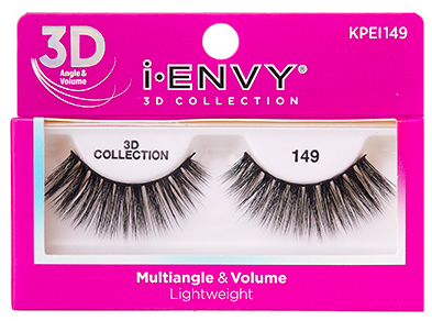Kiss i•ENVY 3D Collection Eyelashes KPEI149