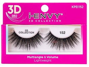 Kiss i•ENVY 3D Collection Eyelashes KPEI152