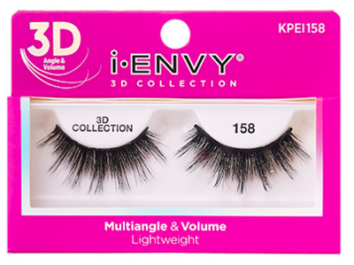 Kiss i•ENVY 3D Collection Eyelashes KPEI158