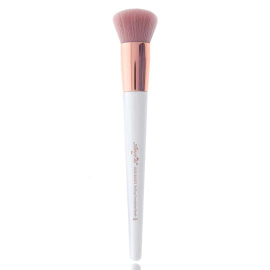 LUXE BASICS BUFFING FOUNDATION BRUSH #201