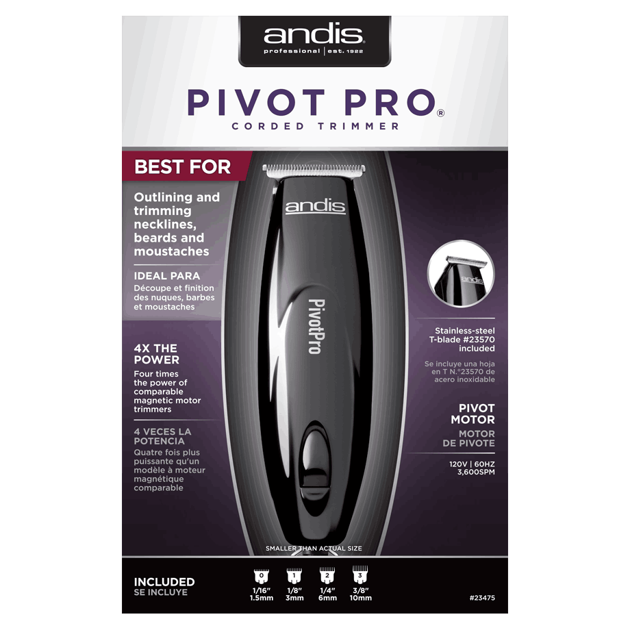 Pivot Pro® T-Blade Trimmer