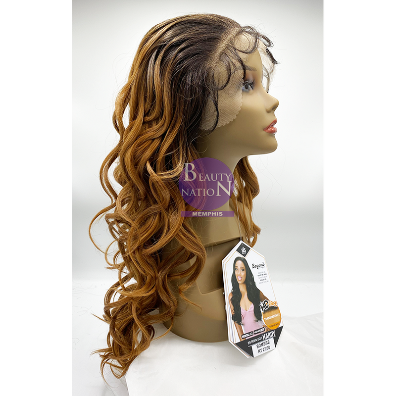 Zury Sis Beyond Synthetic Hair Frontal Lace Wig - BYD LACE H HARDY