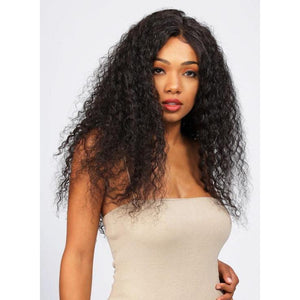Valerie 360 10A Lace Wig Bohemian Curl Natural
