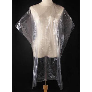 Disposable Hairdressing Capes 100 pcs -  FREE SHIPPING