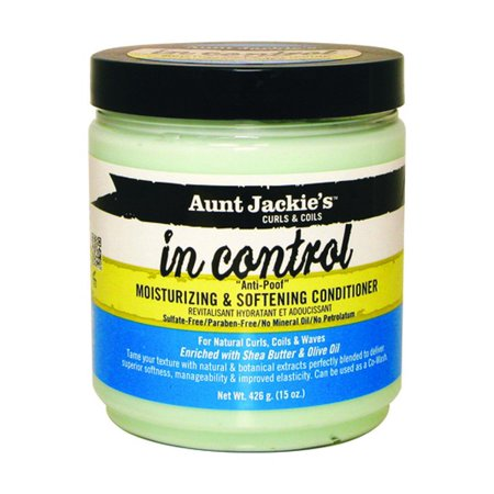 Aunt Jackies In Control Moist Soft Conditioner 15oz