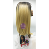Zury Sis Slay Synthetic Hair Lace Front Wig - SLAY LACE H KAMI (5inch deep part)