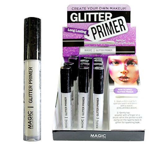 Magic Collection Glitter Primer Eye Lip Face Body Universal Use