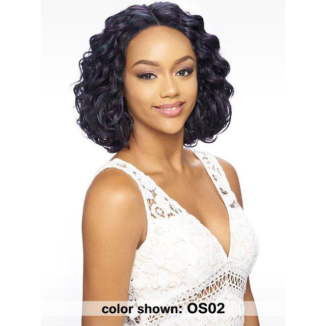 Harlem 125 Swiss Deep Part Lace Front Wig - LSD64