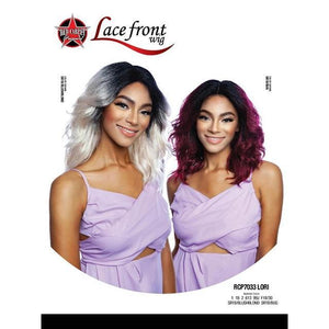 Mane Concept Red Carpet Lace Front Wig - RCP7033 LORI