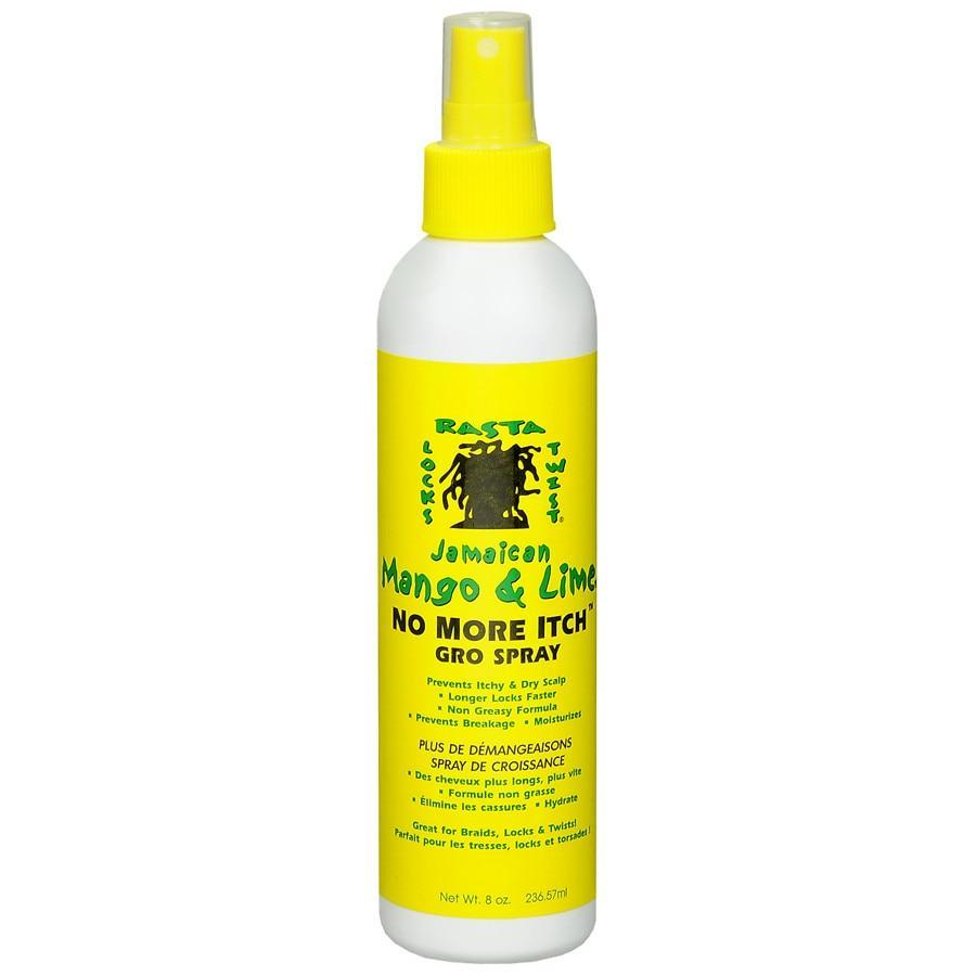 Jamaican Mango & Lime No More Itch Gro Spray 8 oz