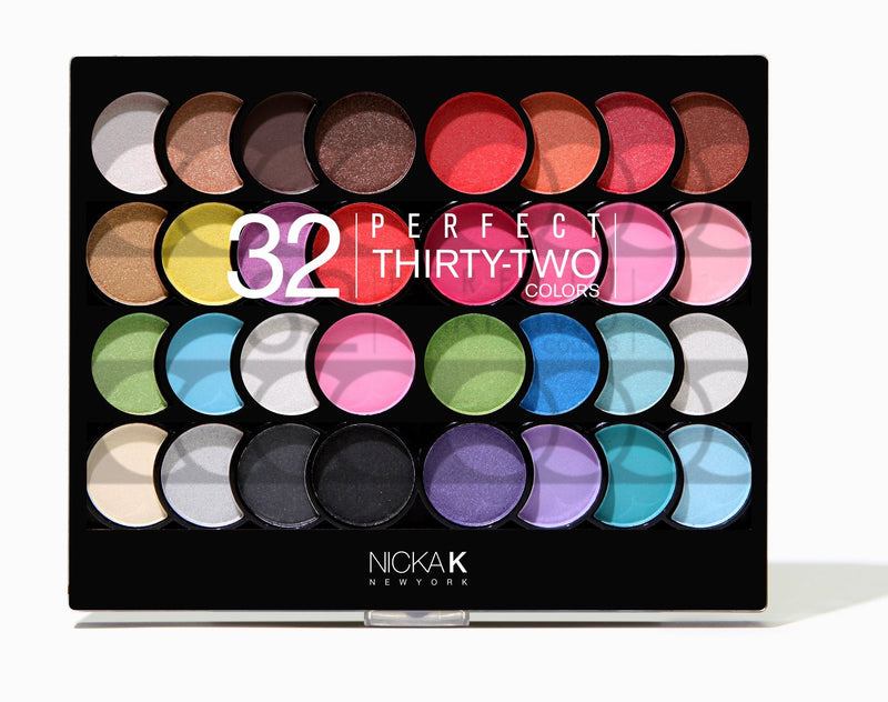 Perfect 32 Thirty-Two Colors